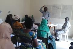 Teacher training in Mbarara