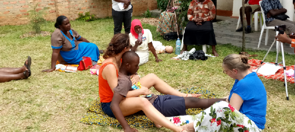 Multi-Assessment and Training Camp for children with disabilities 2019